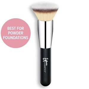 It Cosmetics Heavenly Luxe™ Flat Top Buffing Brush